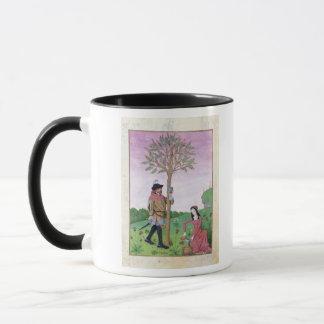Lavender, Hellebore, & relative of Cucumber Mug
