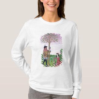 Lavender, Hellebore, & relative of Cucumber T-Shirt