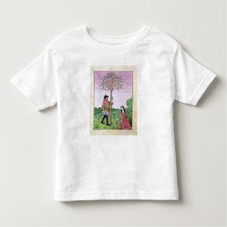 Lavender, Hellebore, & relative of Cucumber Toddler T-Shirt