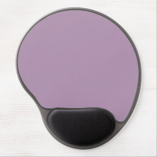 Lavender Herb Purple Trend Color Background Gel Mouse Mat