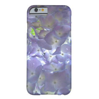Lavender Hydrangeas Barely There iPhone 6 Case