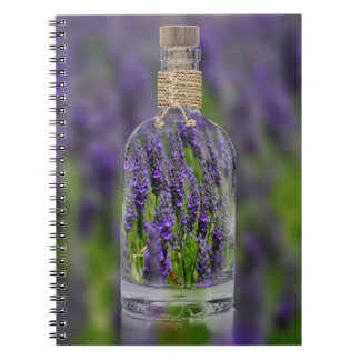 Lavender in a Bottle Notebooks