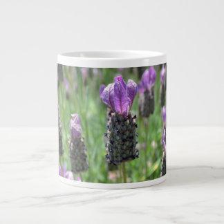 Lavender Inspiration Mug 20 Oz Large Ceramic Coffee Mug