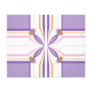 Lavender jump; New Day Canvas Prints