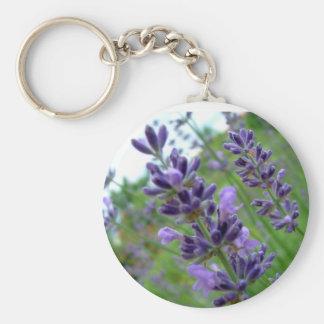 Lavender Key Ring