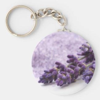 Lavender Keychain