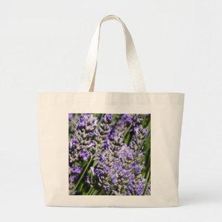 Lavender Large Tote Bag