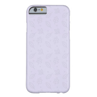 Lavender Leaves iPhone Case