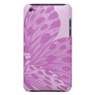 Lavender Monarch Butterfly iPod Touch Case
