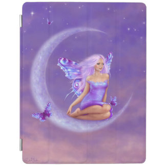 Lavender Moon Butterfly Fairy iPad 2/3/4 Case iPad Cover