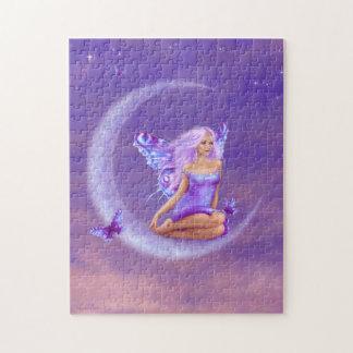 Lavender Moon Fairy Puzzle