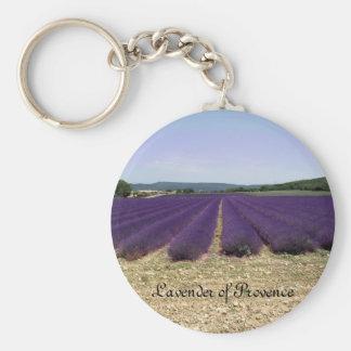 Lavender of Provence Key Ring