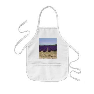 Lavender of Provence Kids Apron