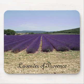 Lavender of Provence Mouse Mat