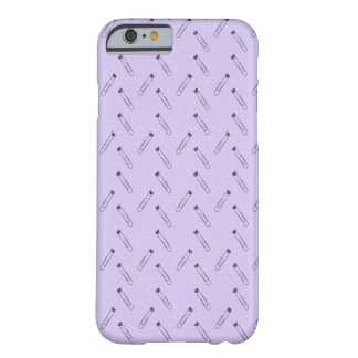 lavender paper clip phone case barely there iPhone 6 case