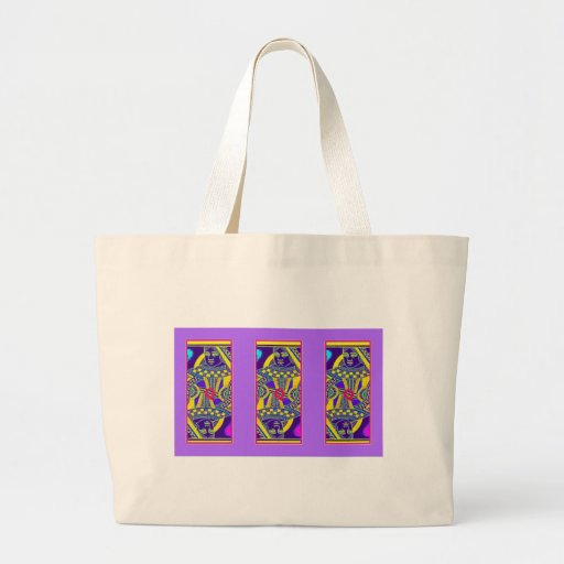 Lavender Parade Queen design by Sharles Bags