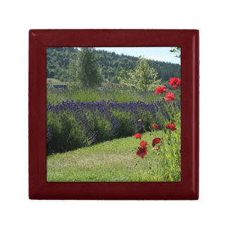 Lavender & Poppies Gift Box