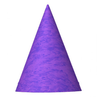 Lavender Purple Wash Party Hat