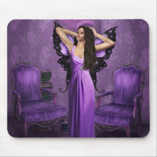 Lavender Room Mouse Pads