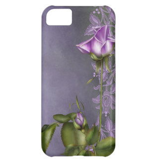 Lavender Rose iPhone 5C Case
