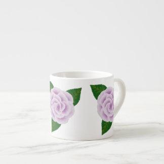 Lavender Rose Espresso Mug