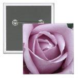 Lavender Rose Flower Pin