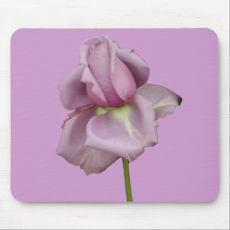 Lavender Rose mouse pad