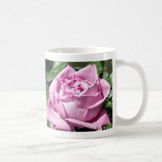 Lavender Rose Basic White Mug