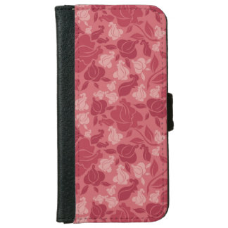 Lavender Roses iPhone 6 Wallet Case