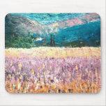 Lavender Secular Mousemats