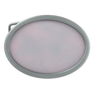 Lavender Sky Belt Buckle