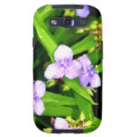 Lavender Spider Flower Samsung Galaxy S3 Covers