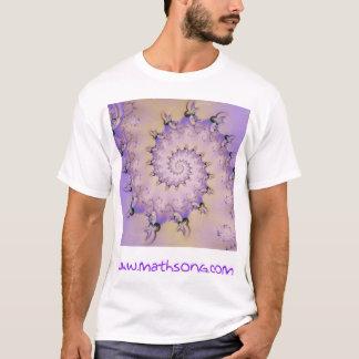 Lavender Spirals T-Shirt