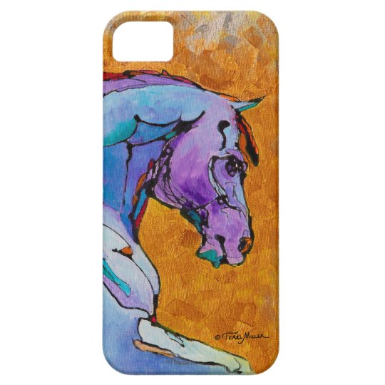Lavender Stallion Phone Case