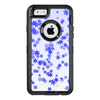 Lavender Stars OtterBox Defender iPhone Case