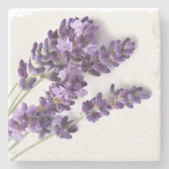 Lavender Stone Coaster - Provence Collection