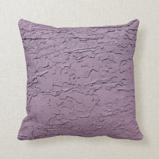 Lavender Textured Pillow