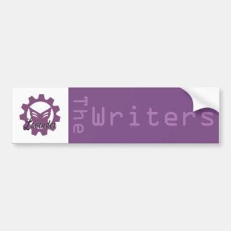 Lavender: The Writers Bumper Sticker