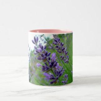 Lavender Two-Tone Mug