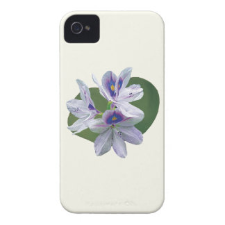 Lavender Water Lilies Case-Mate iPhone 4 Case
