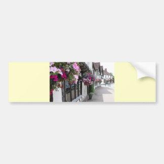 Lavenham Bumper Sticker