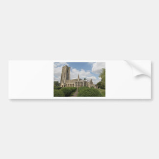 Lavenham Church Bumper Sticker