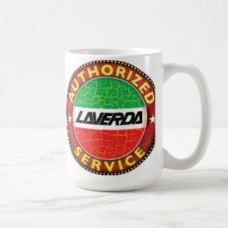 Laverda Motorcycle sign Coffee Mug