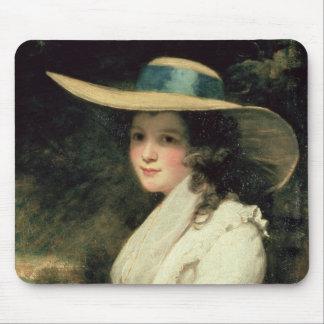 Lavinia Bingham, 2nd Countess Spencer  1785-6 Mouse Mat