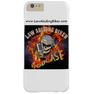 Law Abiding Biker Podcast iPhone 6 Plus Case