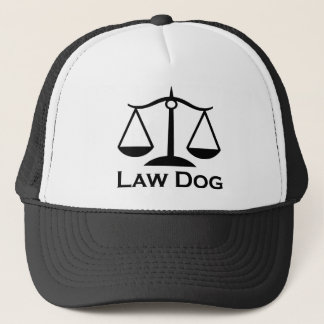 Law Dog Cap