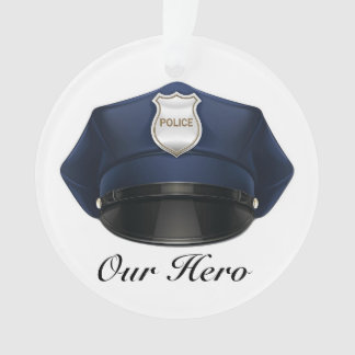 Law Enforcement - Police - SRF Ornament