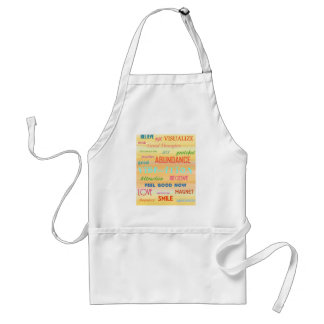 LAW OF ATTRACTION APRON