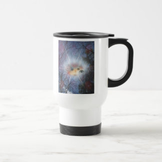 Law of Attraction Stainless Steel Travel Mug