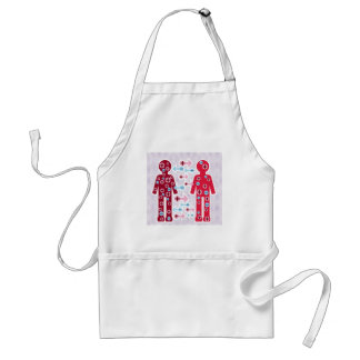 Law of Attraction Vector Art Standard Apron